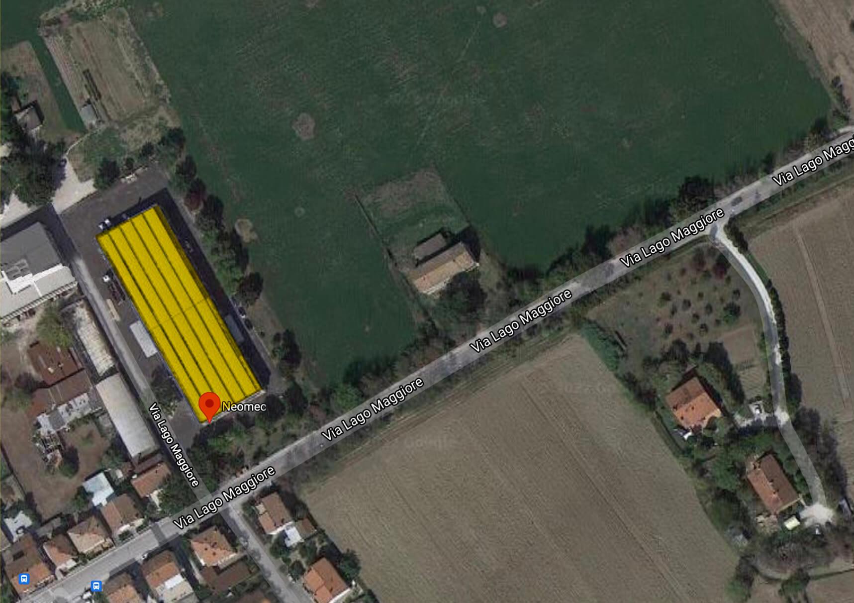 Neomec _ Azienda sede produttiva Pesaro